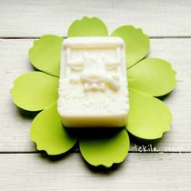 "Organic soap ""MILK"""