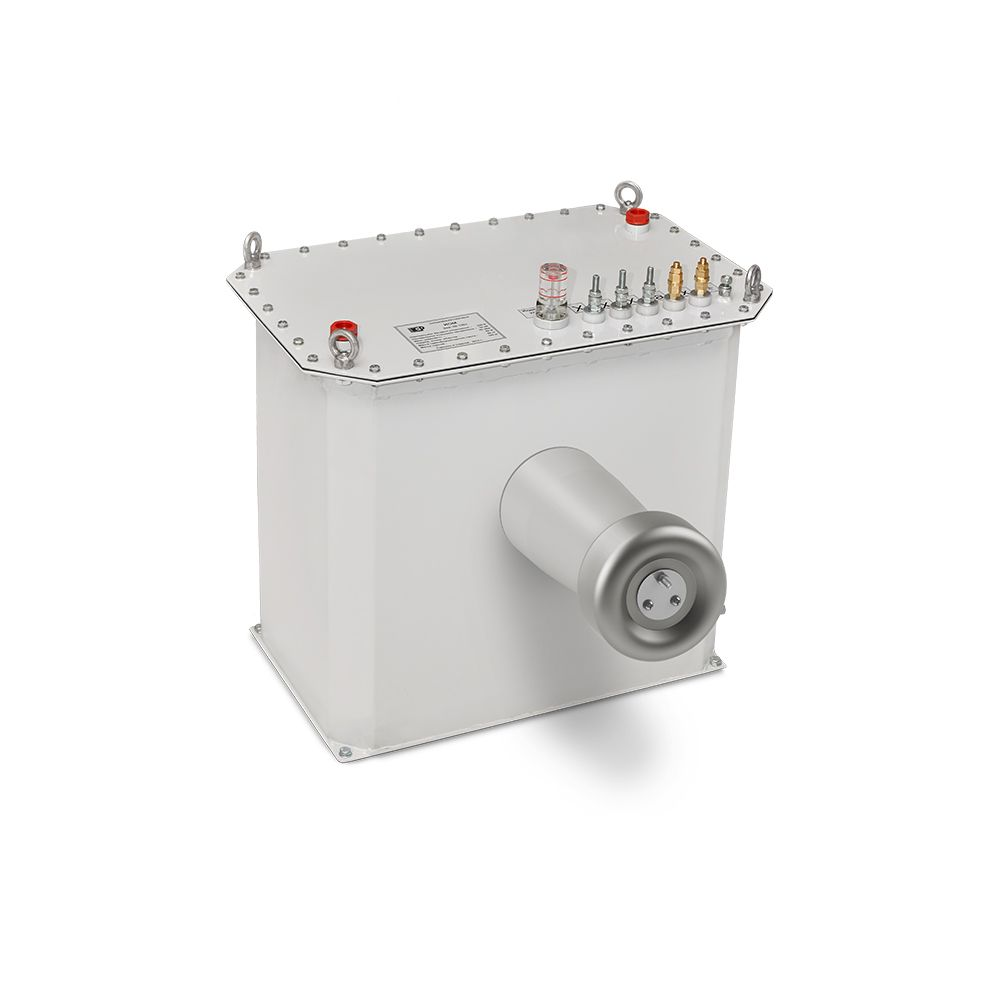 High-voltage oil-insulated voltage transformers IOM