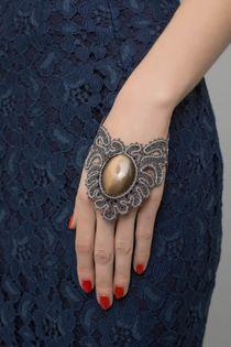 Lace bracelet 'Princess of the East', Madame Cruje