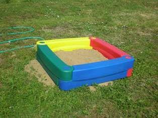Children's Plastic Modular Sand Children's Sand