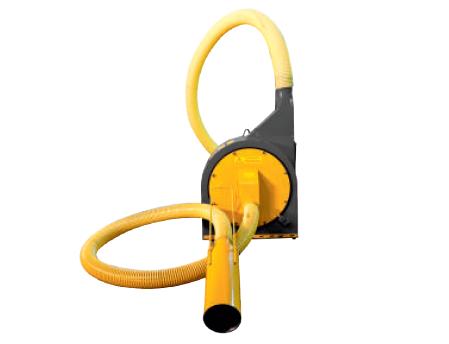 Crushers rotary pneumatic loading DKR-500 / DKR-1000 / DKR-1500