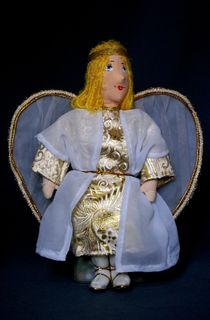 Doll gift. Angel