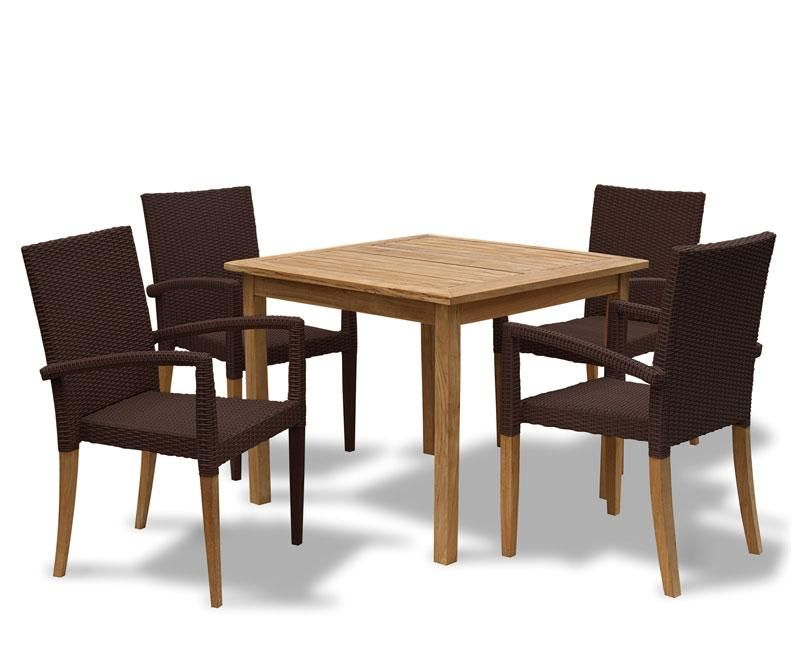 Set of dining furniture St Tropez