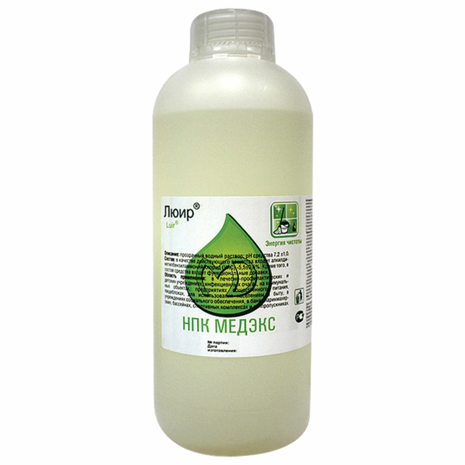 LUIR / Disinfectant 1 l concentrate