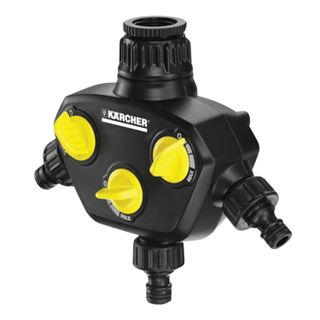 KARCHER (KERHER) three-channel, water flow control, plastic