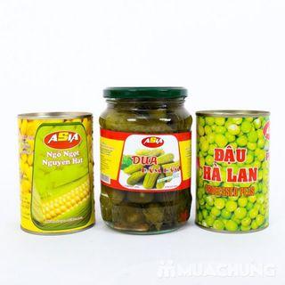 Pickled cucumber in jars 480ml