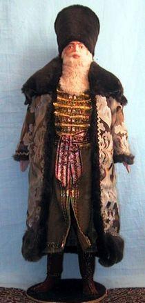 Doll gift. Boyar. Russia. 16th century.