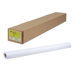 Roll for plotter, 1067 mm x 45 m x bushing 50.8 mm, 90 g/m2 CIE whiteness 117%, HP Universal Coated