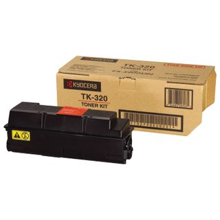 KYOCERA Toner Cartridge (TK-320) FS-3900DN, FS-4000DN, Original, Yield 15,000 pages
