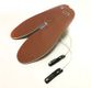 Heated insoles 'HotWalker' (№3, insoles + batteries in the straps) - view 1