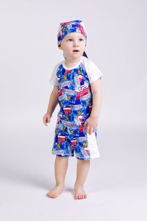 Suit T-shirt / shorts / bandana К38ФШБ к