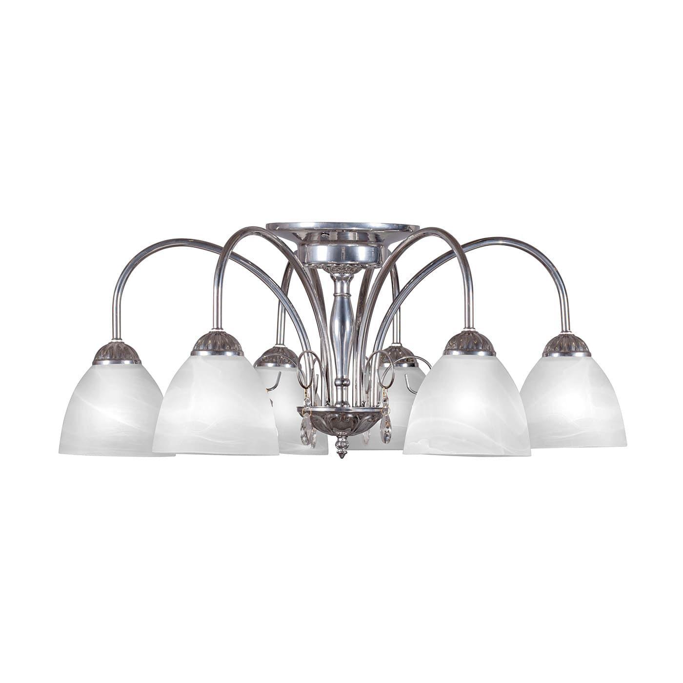 PETRASVET / Ceiling chandelier S2126-6, 6xE27 max. 60W