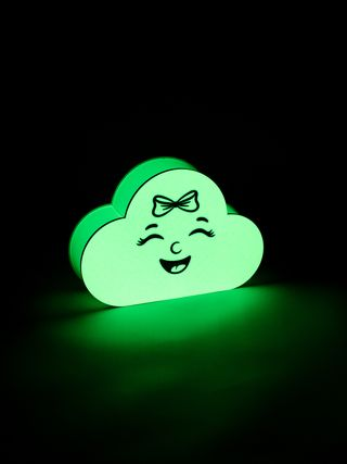 "Night light for creativity ILUMIKA ""Cloud"""