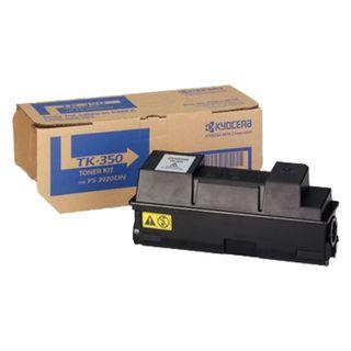 KYOCERA Toner Cartridge (TK-350B) FS3920DN, Original, Yield 15,000 pages