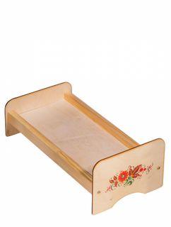 "Bed doll ""cornflower"" 160*450*300 mm"