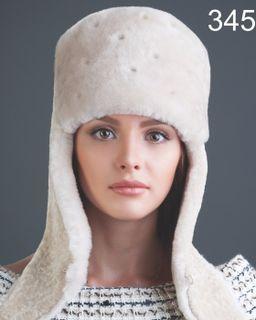 Fur headdress from the Australian muton and astragana model 345