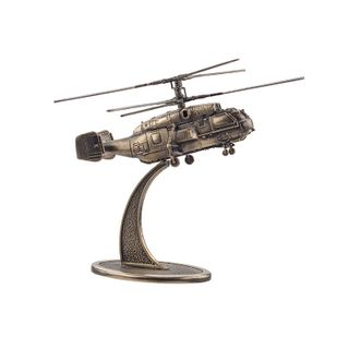 Model KA-32 helicopter on stand 1:100