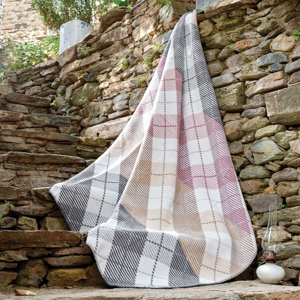 Blanket cotton 01 Textil