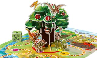 3D puzzle: the Lost world