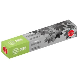 Toner CACTUS (CS-EXV42) for Canon IR 2202 / 2202N / 2204 MFP / 2204N and others, black, yield 10,200 pages