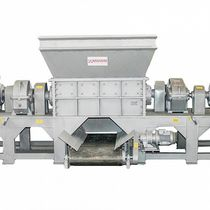 Shredders large-size with discharge conveyor DShK-400-7,5 / DShK-1900-2X90
