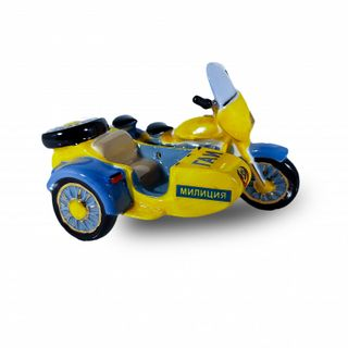 "Christmas tree toy ""Motorcycle traffic police"""