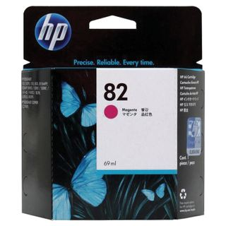 Inkjet cartridge for HP plotter (C4912A) Designjet 510 / CC800PS / 815/820 and others, # 82, magenta