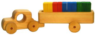 Transport - developing toy (handmade)