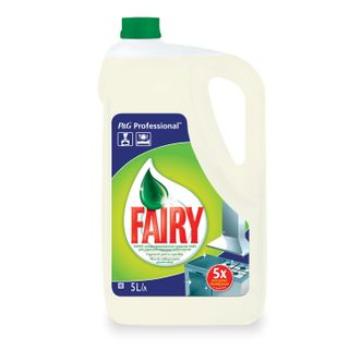 """Means for cleaning stoves, ovens, grills from fat / carbon deposits 5 l, FAIRY (Fairy) """"Expert"""", concentrate"""