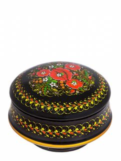 Box with miniature painting 55х90 mm