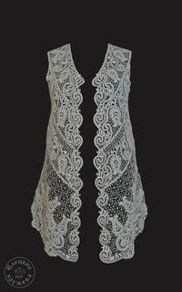 Womens vest lace С2782