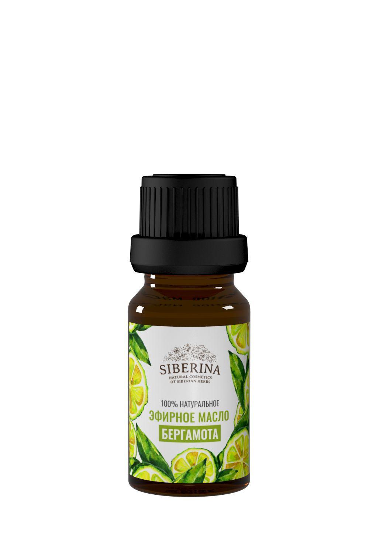 Bergamot essential oil SIBERINA