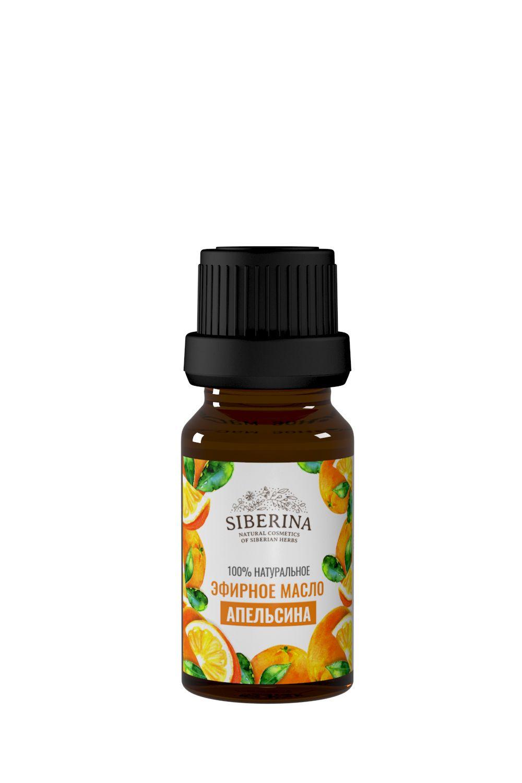 Orange essential oil SIBERINA