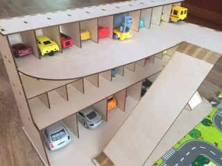 Garage - Parking - designer