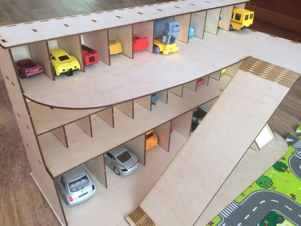 Garage - Parking - designer