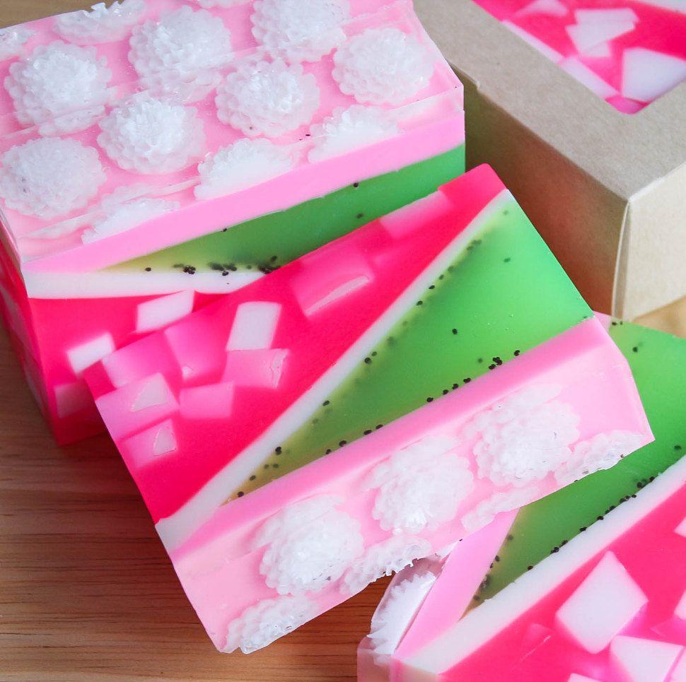 Solid shower gel Fruity Temptation