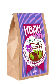 "Ivan - granulated tea ""Traditions of the North"", 50 gr."