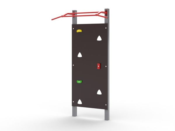 D401 climbing frame for the Playground coating hot-dip galvanizing