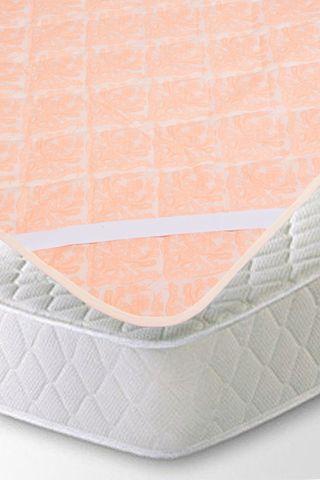 Mattress pads polyester 90*200cm Art. 1182
