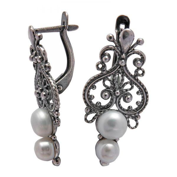 Earrings 30169 'Suzdal motive'