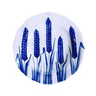 A bowl of soup Ears, Gzhel Porcelain factory