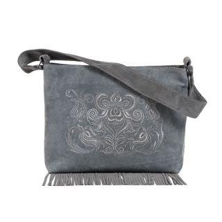 Suede Merion bag