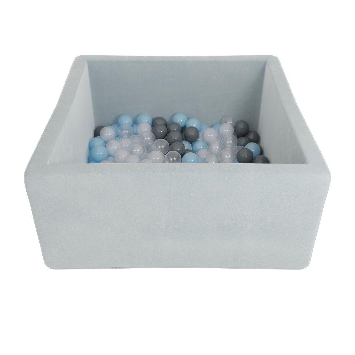 "Romana / Dry pool ""Airpool BOX"", gray"