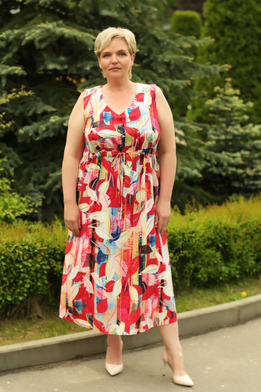Lika Dress / Dress Garnet K Art. 6103