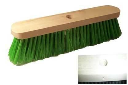 Torzhok brushware enterprise / C1 wooden floor brush without sleeve 320/5