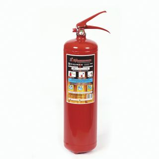 ZPU Alum YARPOZH / Powder fire extinguisher OP-3, ABCE (solid, liquid, gaseous substances, electrical installations) injection
