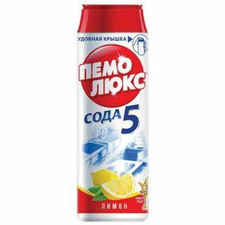 "Cleaning agent PEMOLUX Soda-5 ""Lemon"" powder 480 g"