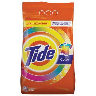 6kg washing powder, TIDE Color