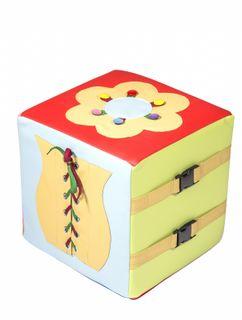 "Toys ""Cube"" textile"