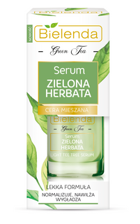 Whey, GREEN TEA, BIELENDA, 15ml